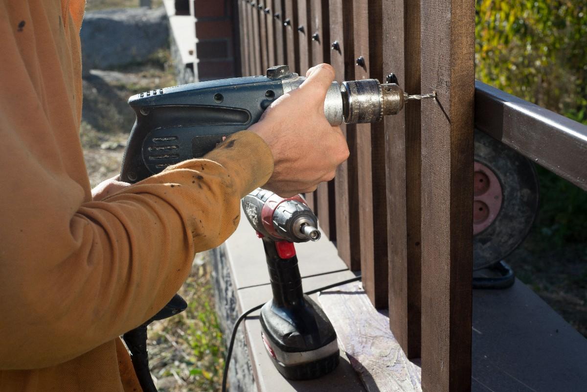 pose de clôture dans le Battenheim (68) | Fermetures Vonthron